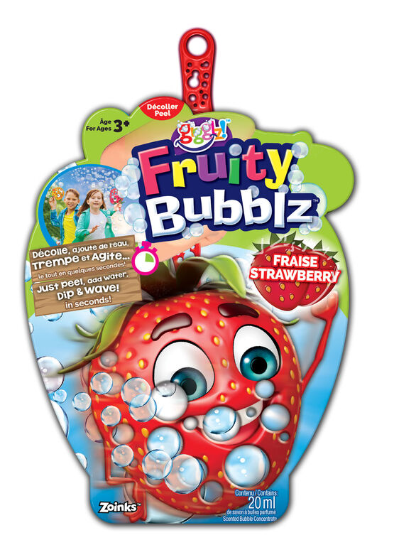 Fruity Bubbles