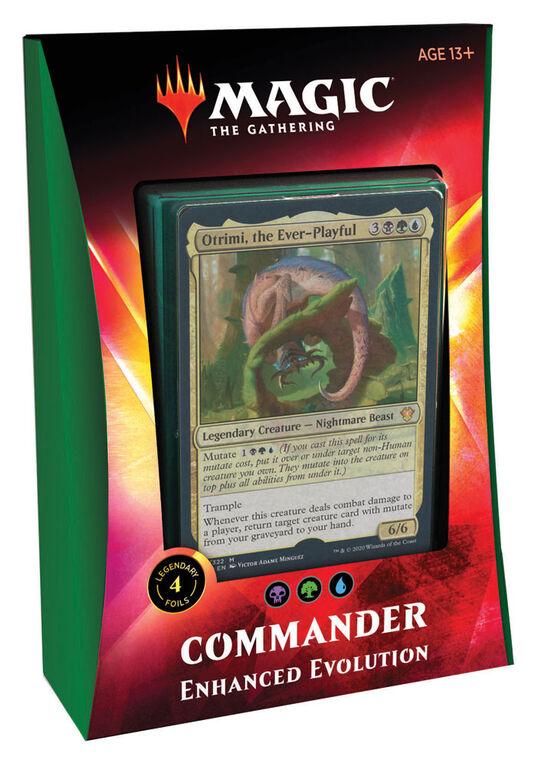 Commander Deck Magic Le Rassemblement - Ikoria: La Terre Des Béhémoths