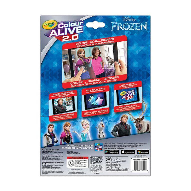Colour Alive 2.0, Frozen