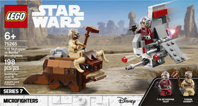 LEGO Star Wars TM Le combat des Microfighters : T-16 Skyho 75265