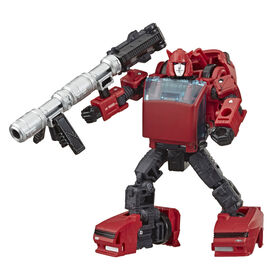Transformers Toys Generations War for Cybertron: Earthrise Deluxe WFC-E7 Cliffjumper Action Figure