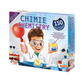 BUKI - Chemistry Lab Science Kit