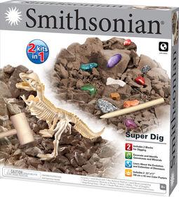 Super trousse pour fouilles Smithsonian