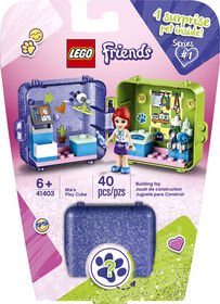 LEGO Friends Le cube de jeu de Mia 41403