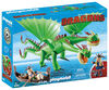 Playmobil - How To Train Your Dragon - Ruffnut and Tuffnut with Barf and Belch