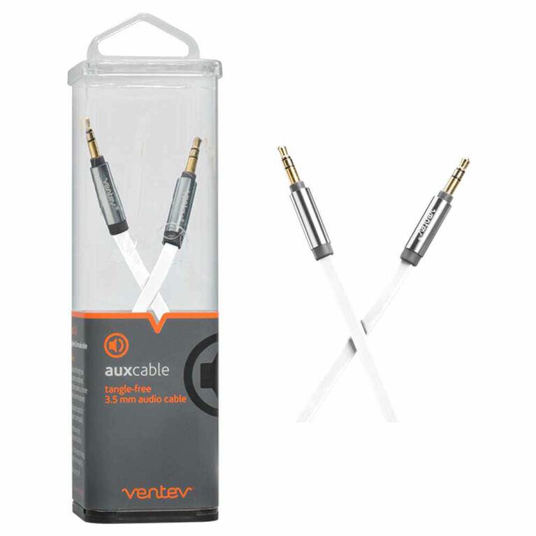 Ventev 542907 AUX Cable 4ft White