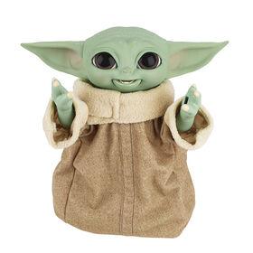 Star Wars Le goûter de Grogu, jouet avec plus de 40combinaisons de sons et de mouvements