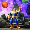 Hasbro Marvel Legends Series 6-inch Collectible Action Figure Thanos Toy, Premium Design and 3 Accessories
