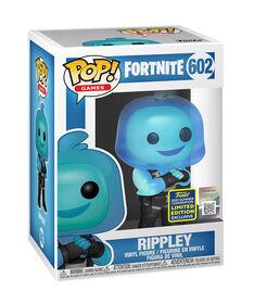 Figurine en Vinyle Rippley par Funko POP! Fortnite (Convention D'été Exclusive) - R Exclusif