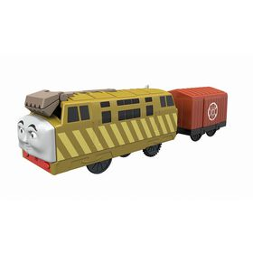 Thomas & Friends - TrackMaster Motorized Engine - Diesel 10 - English Edition