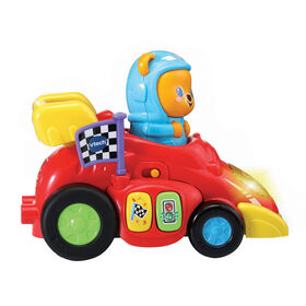 VTech Press & Pull Racer - French Edition
