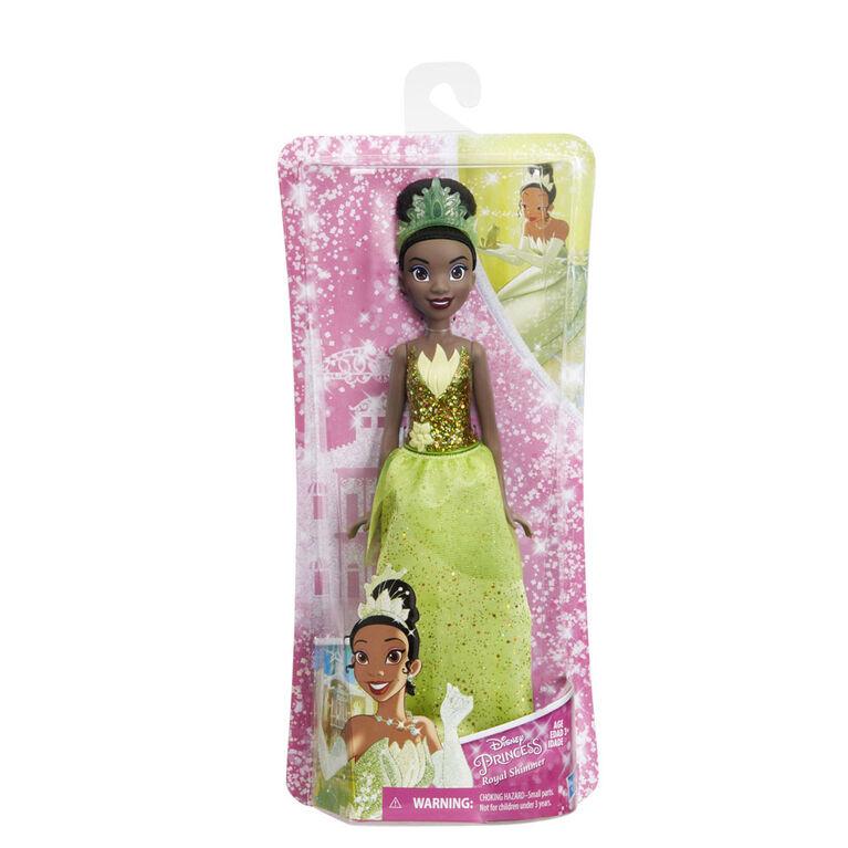 Disney Princess Royal Shimmer - Poupée Tiana.