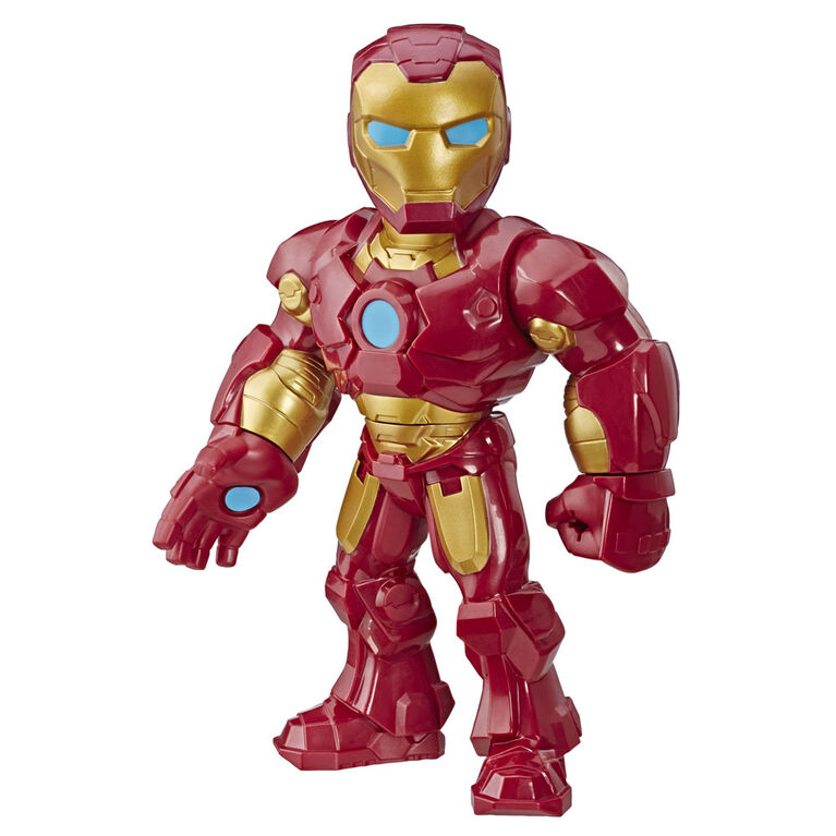 Playskool Heroes Marvel Super Hero Adventures Mega Mighties Iron Man