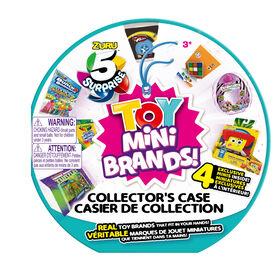 Coffret de collection de Mini marques de jouets 5 Surprise par ZURU