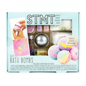 STMT Bath Bombs