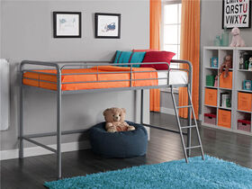 DHP - Junior Loft Bunk, Silver