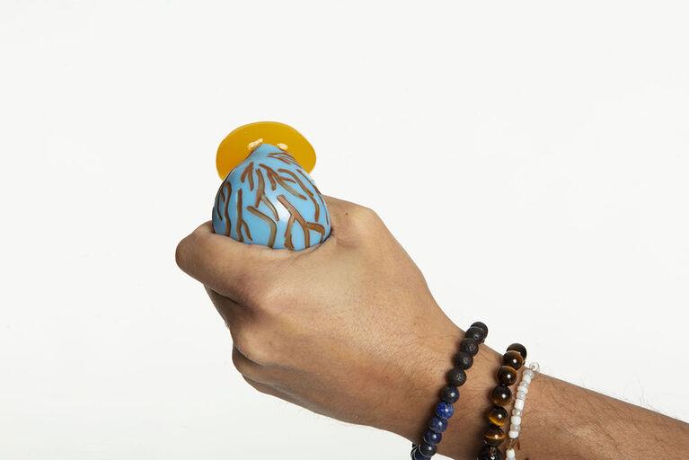 Ryan's World Bursters Goo Filled Egg - Green