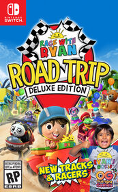 Nintendo Switch Race With Ryan Road Trip Deluxe Edition