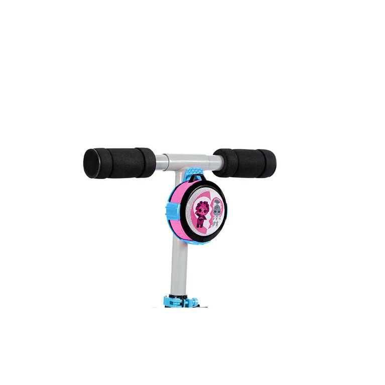 Trottinette acoustique L.O.L. Surprise! Remix avec haut-parleur sans fil et microphone pour enfant