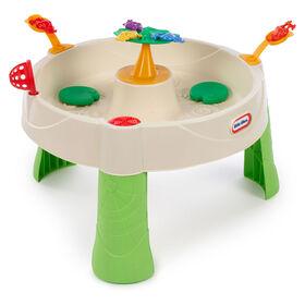 Little Tikes - Table d'eau étang à grenouilles