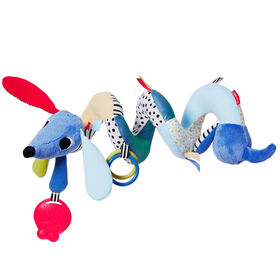 Skip Hop Vibrant Village Musical Spiral Toy - Dog