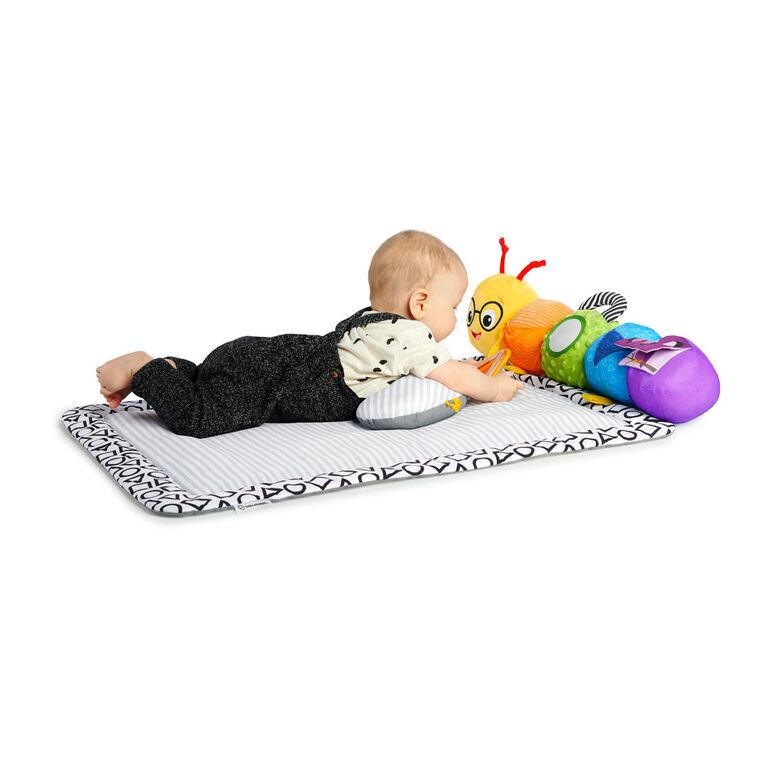 Baby Einstein 3-in-1 Travel-pillar Tummy Mat