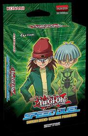 Decks De Démarrage Speed Duel Yu-Gi-Oh!: Prédateurs Ultimes