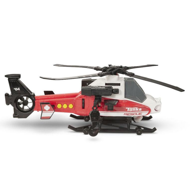 Tonka - Lights & Sounds - Hélicoptère de secours