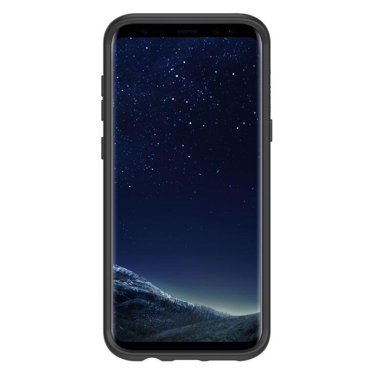 Étui Symmetry d'OtterBox pour Samsung GS8 Plus argent