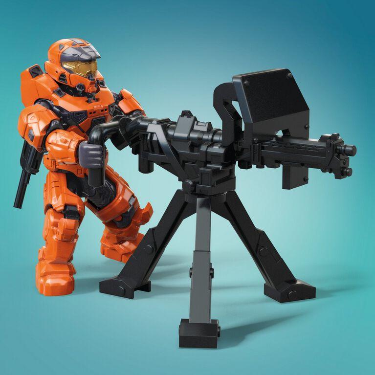 Mega Construx - Halo - Coffret Peloton de marines UNSC
