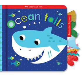 Scholastic - Scholastic Early Learners - Ocean Tails - Édition anglaise
