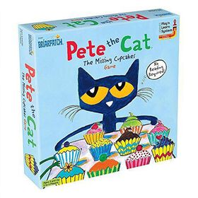University Games - Pete The Cat: The Missing Cupcakes Game