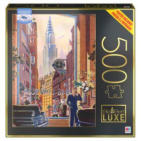 Big Ben, Puzzle de 500 pièces, Chrysler Building