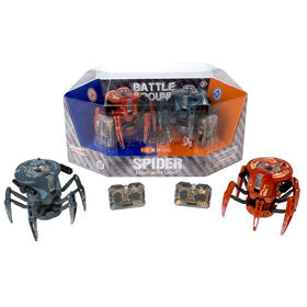 HEXBUG Battle Spider 2 Pack - Spider
