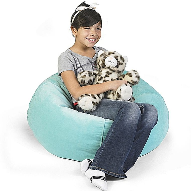 Comfy Kids - Comfy Bag Beanbag in Dazzle Blue