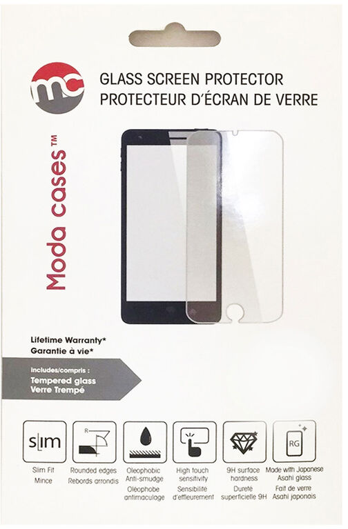 Moda Screen Protector iPhone 6/7/8 Clear