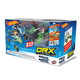 Hot Wheels DRX Monster X Terrain Drone