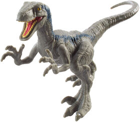 "Jurassic World Attack Pack Velociraptor ""blue."
