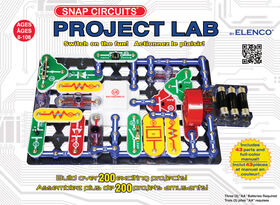 Project Lab de Snap Circuits