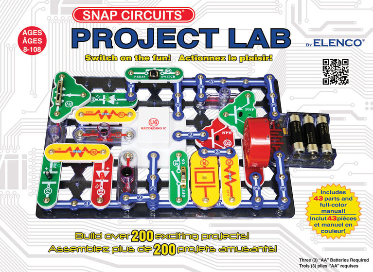 Snap Circuits Project Lab