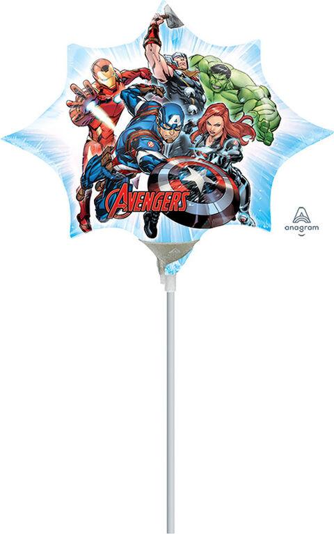 Marvel Avengers Mini Shape Air-Filled Balloon