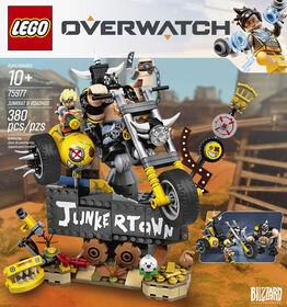 LEGO Overwatch Chacal et Chopper 75977