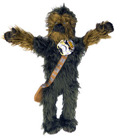 Chewbaca Character Pillow