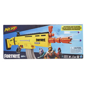 Blaster Fortnite AR-L Nerf Elite