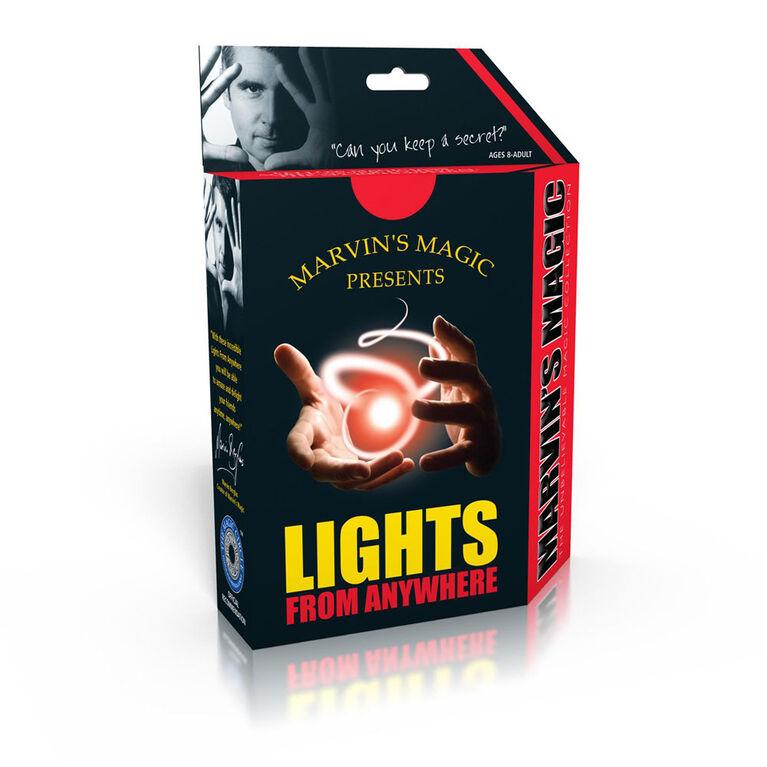 Marvin's Magic Des lumières partout - les motifs peuvent varier