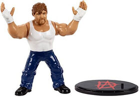 WWE Dean Ambrose Retro App Action Figure