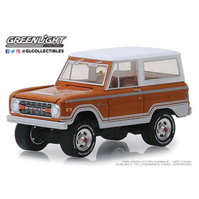 1:64 Greenlight Select - 1977 Ford  Bronco Ranger
