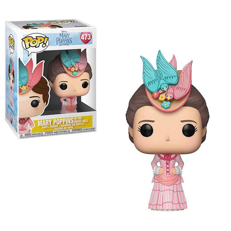 Funko POP! Disney: Mary Poppins - Mary At The Music Hall Vinyl Figure