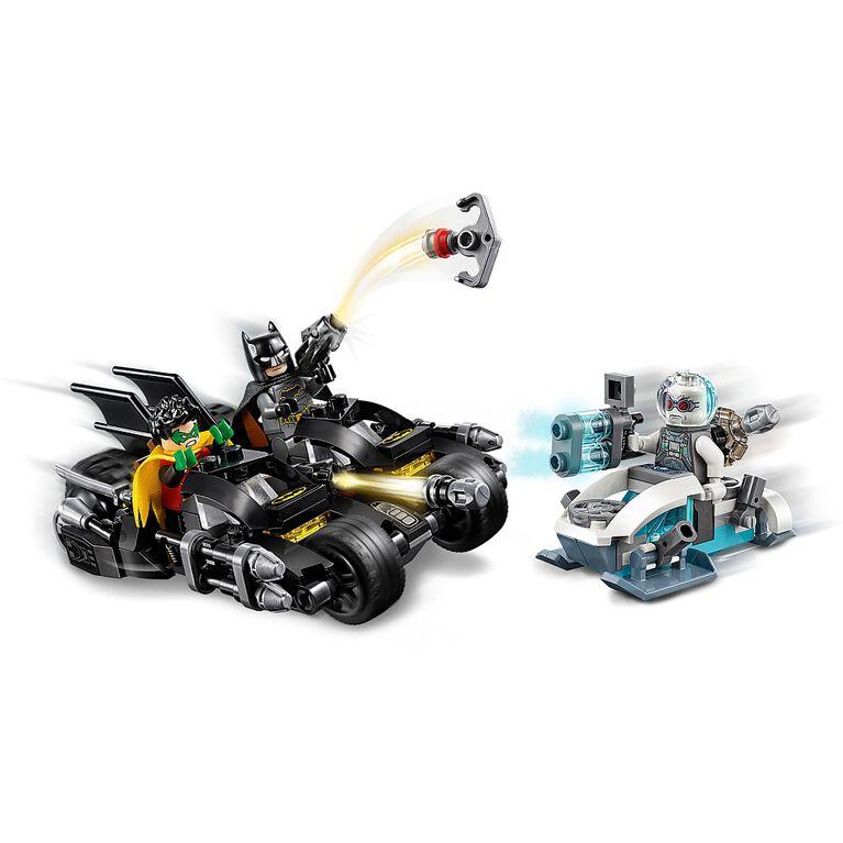 LEGO Super Heroes Mr Freeze Batcycle Battle 76118