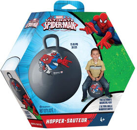 Ult Spiderman Hopper Hex Box